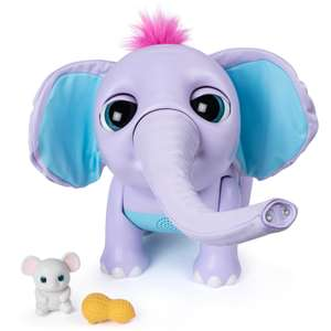Juno Interactive Baby Elephant £49.99 with Free Delivery @ The Entertainer