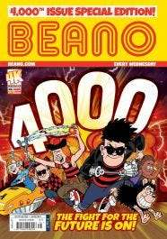 A Year of Beano's for £59.25 @ DC Thomson Shop (Direct Debit offer; First payment £3 then £18.75 per quarter thereafter, one year minimum)