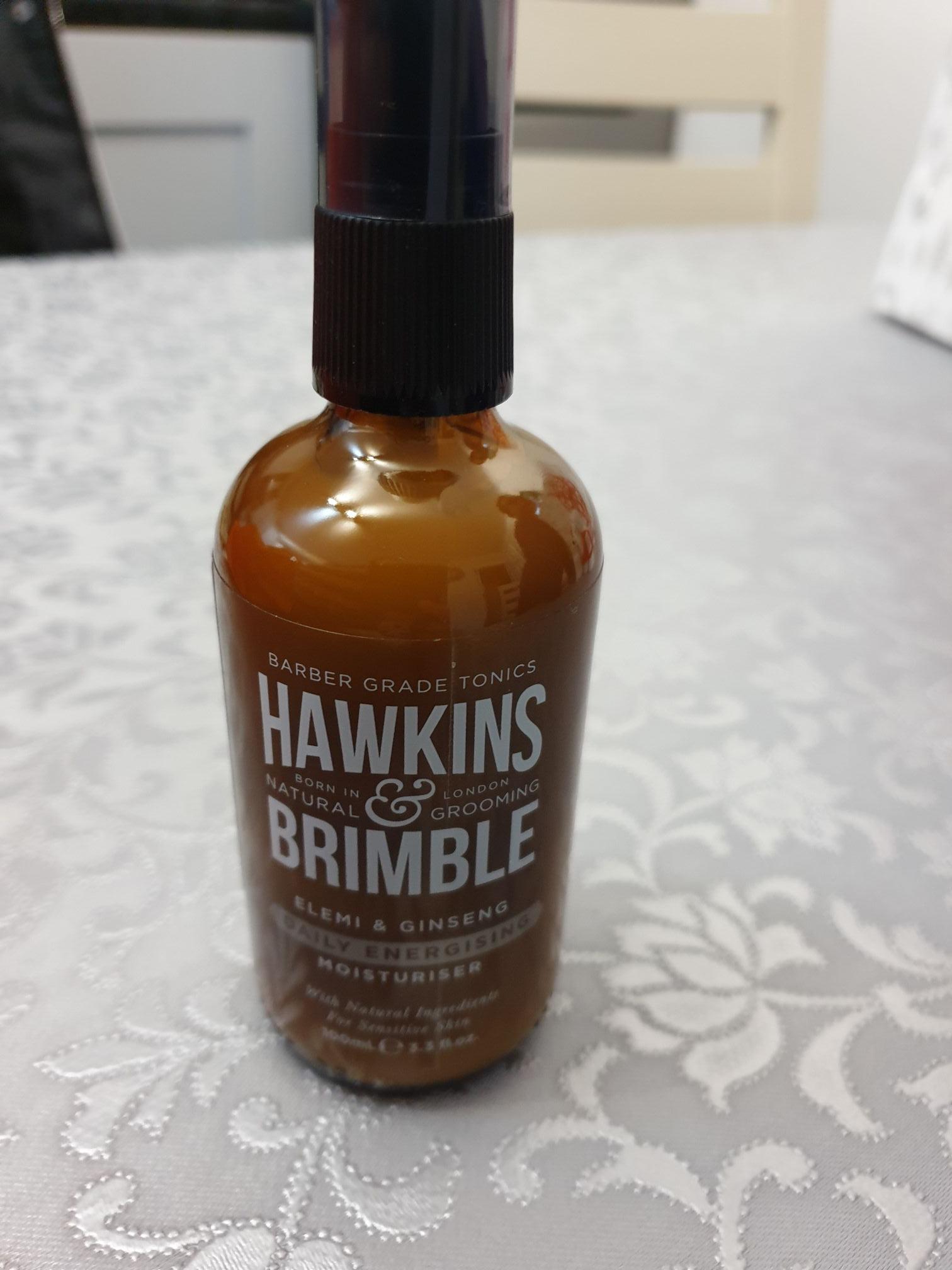 Hawkins & Brimble Shaving Cream 100ml instore at Sainsbury's for 20p (Craigavon)