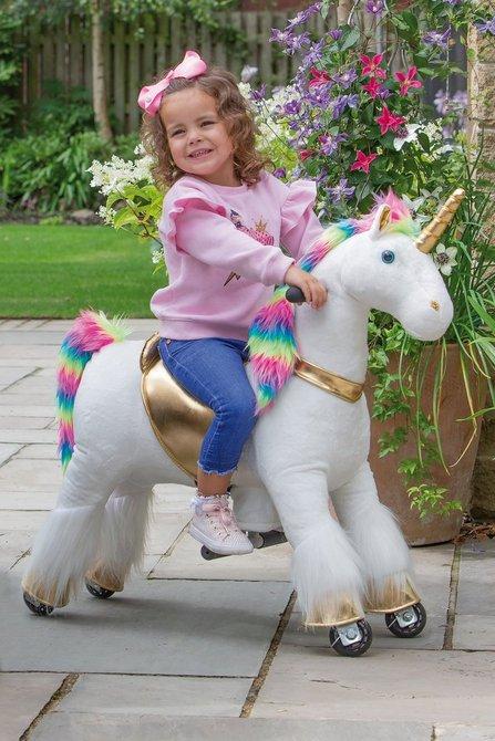 Ride on unicorn from studio £62.50 @ Studio