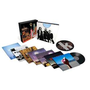 The Killers - Career Vinyl Box Set (Black Vinyl) £58.94 @ The Sound Of Vinyl
