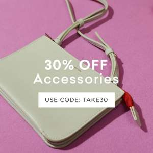 30% off Accessories with Code @ French Connection
