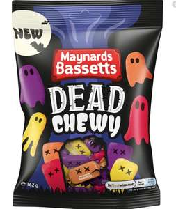 Bassetts dead chewy sweets 25p @ Poundland Bromley store