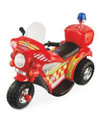 6V Ride On Fire Engine £29.99 @ Aldi (Free delivery) Available in store and online