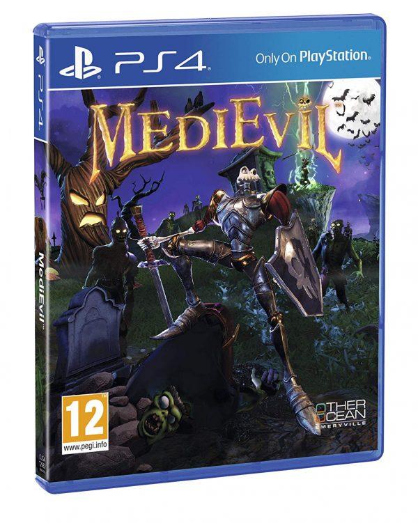 Medievil (PS4) - £18.99 Delivered @ Monster Shop