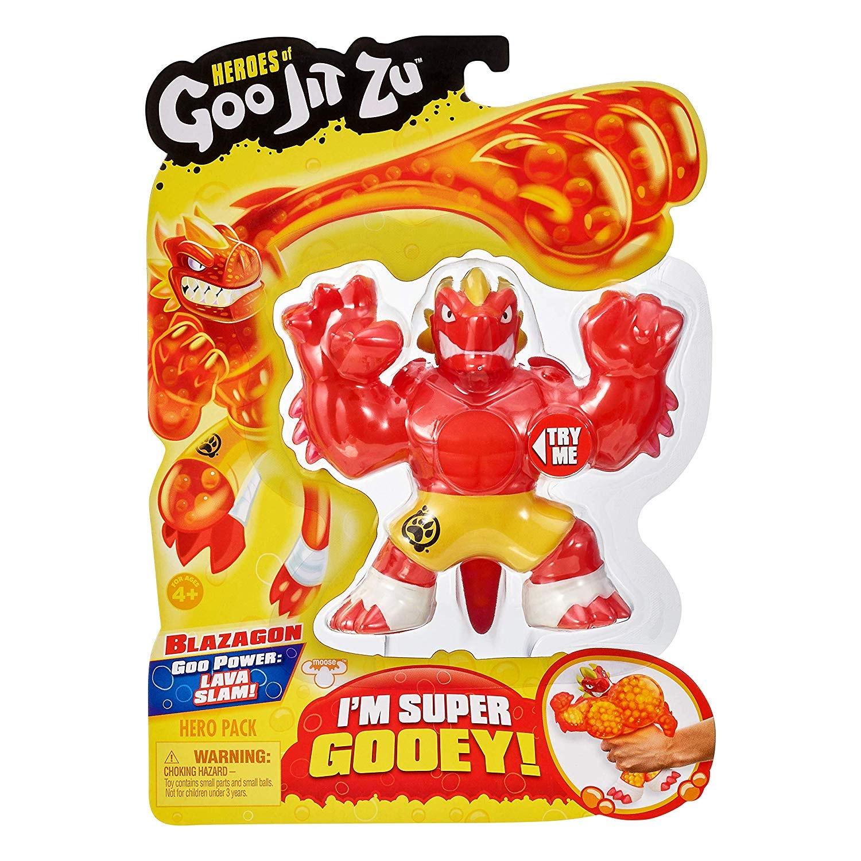 Hero's of Goo Jit Zu - £15 @ Tesco