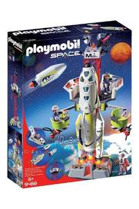 Playmobil Space mission rocket 9488 with launch site £37.49 @ Studio (Free delivery with code below)