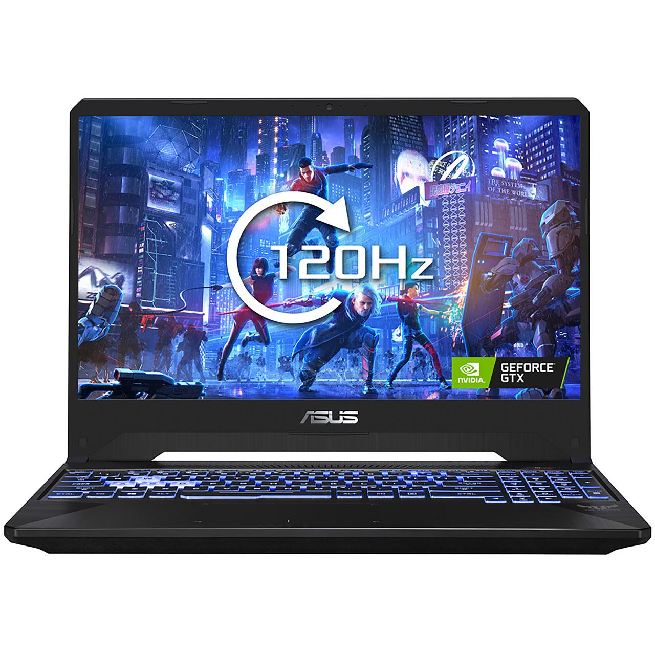 "Asus TUF FX505DT 15.6"" Gaming Laptop - Blue £647.10 @ AO"