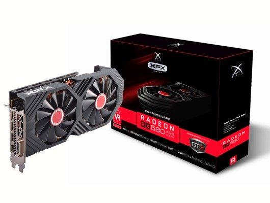 XFX Radeon RX 580 GTS XXX 8GB GPU £144.99 @ CCL + Free Game & Xbox Game Pass