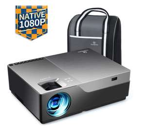 VANKYO Performance V600 Native 1080P LED Projector, 5500 Lumens HDMI Projector £149.99 Sold by VAN DIRECT and Fulfilled by Amazon.