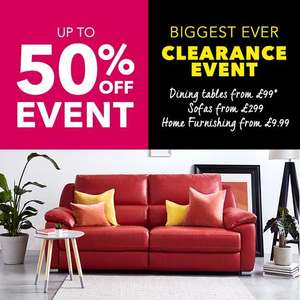 Harveys - Extra 20% Off The Already Up To 50% Off Sale - Ends TONIGHT