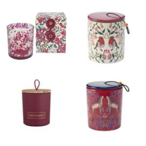 Argos Home Christmas Spice Boxed Candle - £2.50 @ Argos + free click & collect. More in post