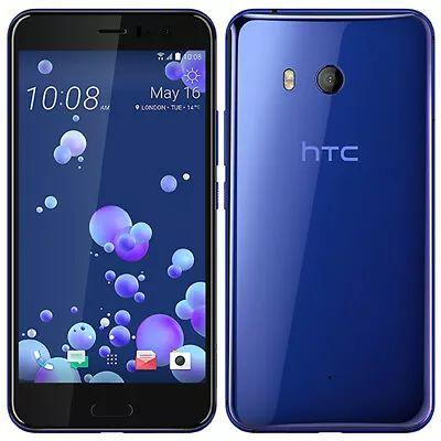 BRAND New Factory Unlocked HTC U11 Black White Blue 64GB 4GB RAM Smartphone (Japanese Version) £161.40 @ Shammarltd eBay