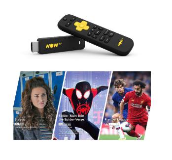 Now tv smart stick £15 @ Asda Dumbarton