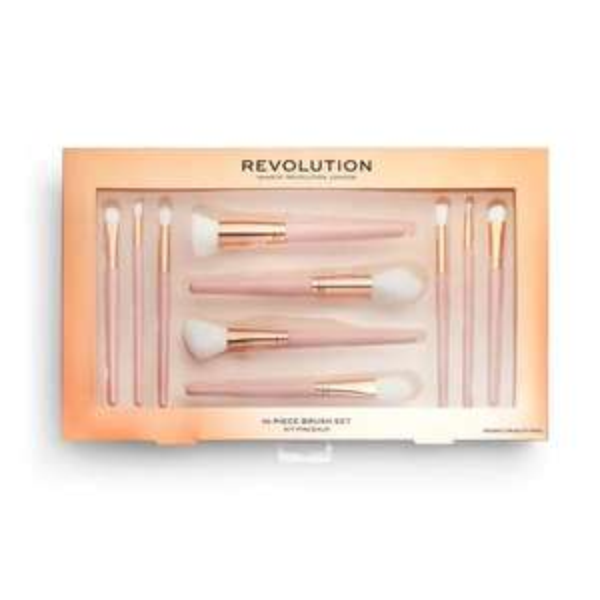 Revolution 10 Pack Brush Set £17.99 Superdrug Member price