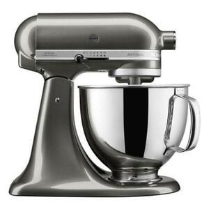 KitchenAid Artisan Mixer 125 Liquid Graphite - 5 Year KitchenAid Warranty £265.05 ebay / hartsofstur
