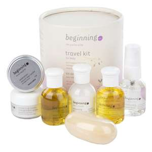 Maclaren Beginning Essential Oils Gift Set For Baby - Organic Lavender / £6.98 Delivered @ Brooklynn Trading