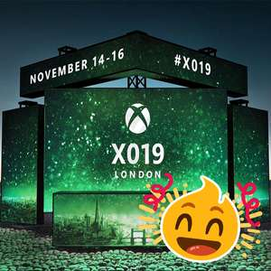 You're cordially invited to the hotukdeals X019 Party (Win 3 months Xbox Game Pass Ultimate)