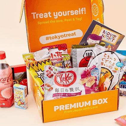 TokyoTreat Premium Box - 17 items including Japanese Snacks / Treats £11.19 with code @ Groupon (TokyoTreat)