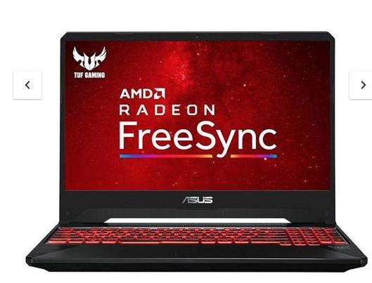 Asus FX505DY-BQ009T gaming laptop, Ryzen 5, amd rx560x, 256gb ssd, 15.6 inch £549.99 / £439.99 after BNPL code @ Very