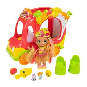 Shopkins Shoppies Smoothie Truck Combo - £19.99 instore and online at Smyths Toys