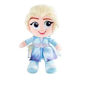Frozen 2 Small Elsa Soft Toy £8 each or 4 for £20 at Iceland