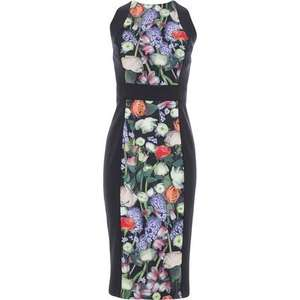 TED BAKER Black Floral Midi Dress £49.99 (other Ted Baker dresses on clearance) @ TK Maxx