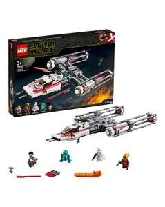 LEGO (75249) Star Wars Resistance Y-Wing Starfighter £49.99 (Read Info) @ Fashionworld