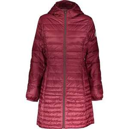 HARVEY & JONES Burgundy Marilyn Padded Down Jacket £39.99 +£1.99 c&c @ Tk Maxx