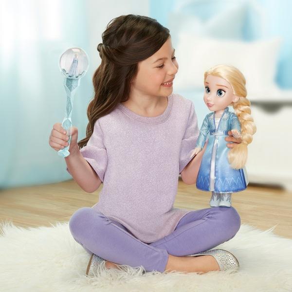 Disney frozen 2 Elsa doll with snow scepter £29.99 @ Smyth's Toys