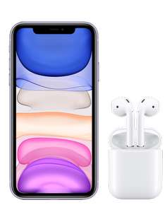 Virgin Mobile Black Friday Deal iPhone 11 with free Airpods £39/month (£1404 Total) @ Virgin Media