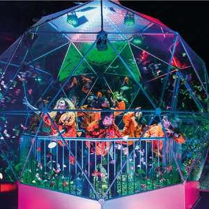 For two, the Crystal Maze Live experience with a cocktail, crystal, and team photo £44.85pp (£89.70) + other options using code @ Groupon