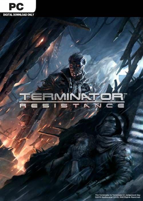 Terminator: Resistance PC (Steam) (EU Code) - £22.49 @ CDkeys