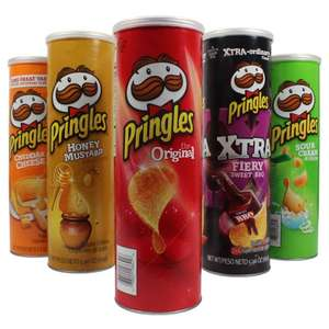 Pringles Half Price (Most of the flavours) £1.25 at Tesco
