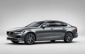 New Volvo S90 Saloon 2.0 T4 Momentum Plus (save 28%) Geartronic now £25734 @ Nationwidecars discount offer