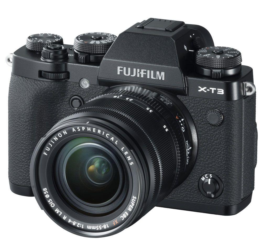 FUJIFILM X-T3 Kit (XF18-55mm Lens) Refurbished - £1,124.10 @ Fujifilm