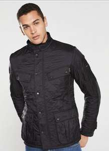 Barbour International Ariel Polarquilt Jacket - Black £109 free delivery
