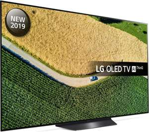 "LG OLED65B9PLA 65"" Smart 4K Ultra HD HDR OLED TV £1779 @ Curry's (5 year warranty, 6 months Spotify premium,Google Nest Mini for £10.00)"