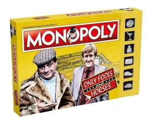 Only Fools and Horses Monopoly £23.40 @ Amazon