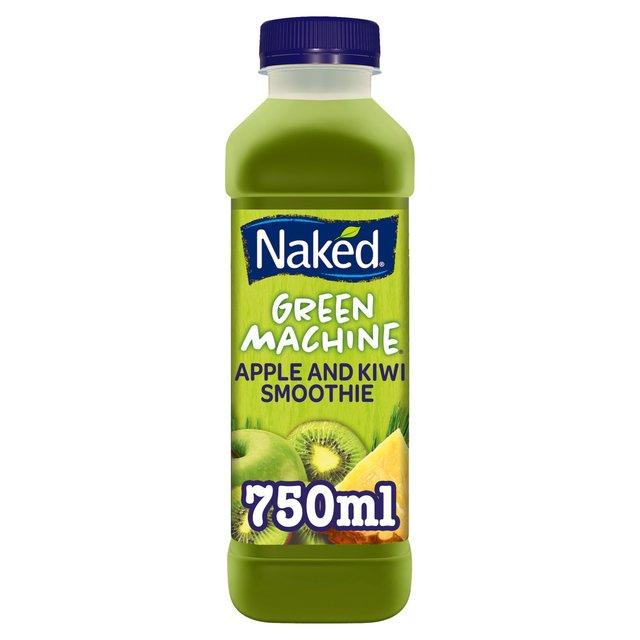 Naked Green Machine Apple, Pineapple & Kiwi Smoothie £2 @ Asda