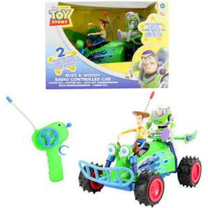 Disney Toy Story Radio Controlled Car Buzz & Woody £20.00 @ B&M (Tonbridge Branch Instore only)