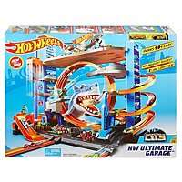 Hot Wheels City Ultimate Garage £60.00 @ Asda (Free Click and Collect)