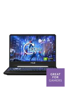 "Asus FX505DT-AL086T 15.6"" 120 Hz Display AMD Ryzen 5 3550H, 8GB RAM, 256GB SSD, GTX 1650 Gaming Laptop £629.99 / £503.99 6months BNPL VERY"