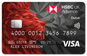 Free £175 When Switching to HSBC