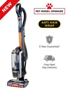 Shark Anti Hair Wrap Upright Vacuum Cleaner with Powered Lift-Away [NZ801UKT] £199.96 at Shark