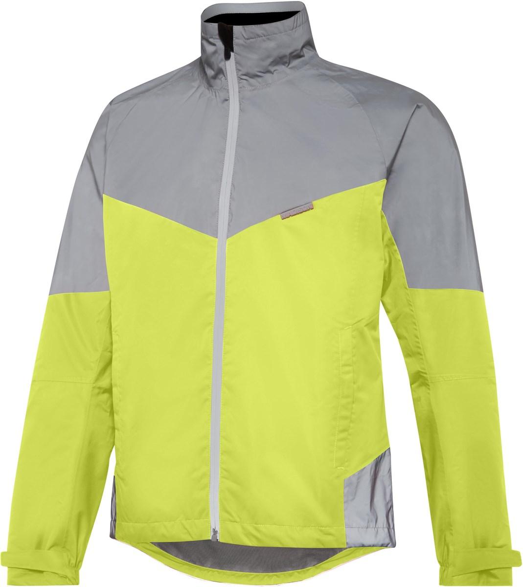 Madison Stellar reflective cycling jacket S-XL (Mens / Ladies Versions) + Free Light Set £49.99 @ Tredz