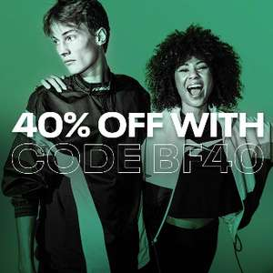 Extra 40% off the Black Friday Pre Sale with code @ Reebok Store