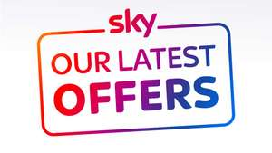 Sky Black Friday - up to 50% off TV packages (new/existing customers, all bundles)