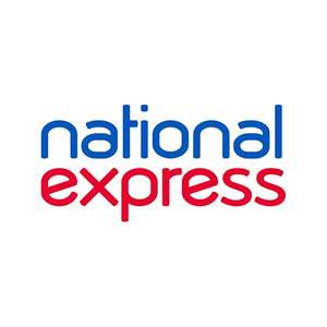 10% Off National Express Using Amazon Pay (With Student Prime) - Also stacks with discount cards!