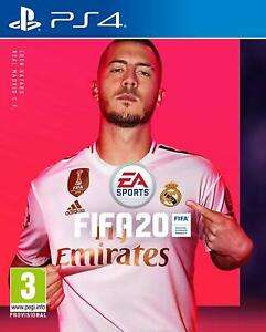 FIFA 20 PS4 £34.39 with code Shopto on eBay